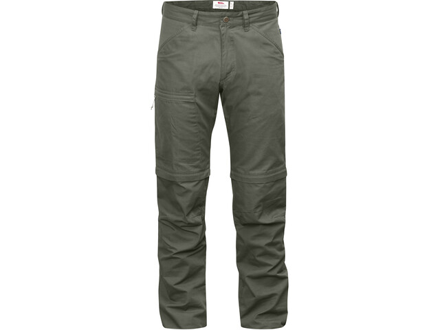 Fjällräven High Coast Spodnie z odpinanymi nogawkami Mężczyźni, mountain grey